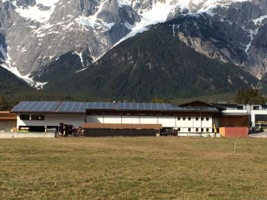 Lagerhaus Mieming, 60 KW
